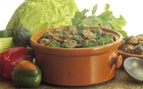 Beef and Stout Casserole with Colcannon