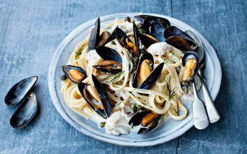 Irish Mussels