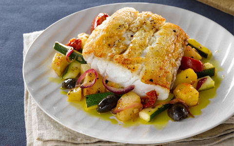 Sunshine Hake Recipe Fish Recipes Bord Bia