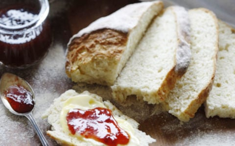 Traditional White Soda Bread Recipe Bord Bia