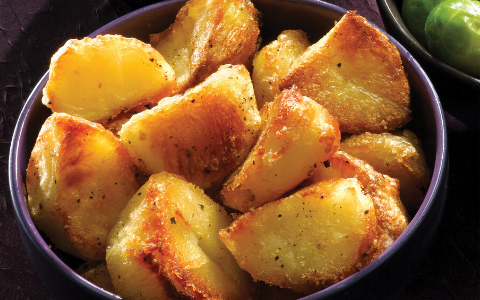Neven's Golden Crunch Roast Potatoes