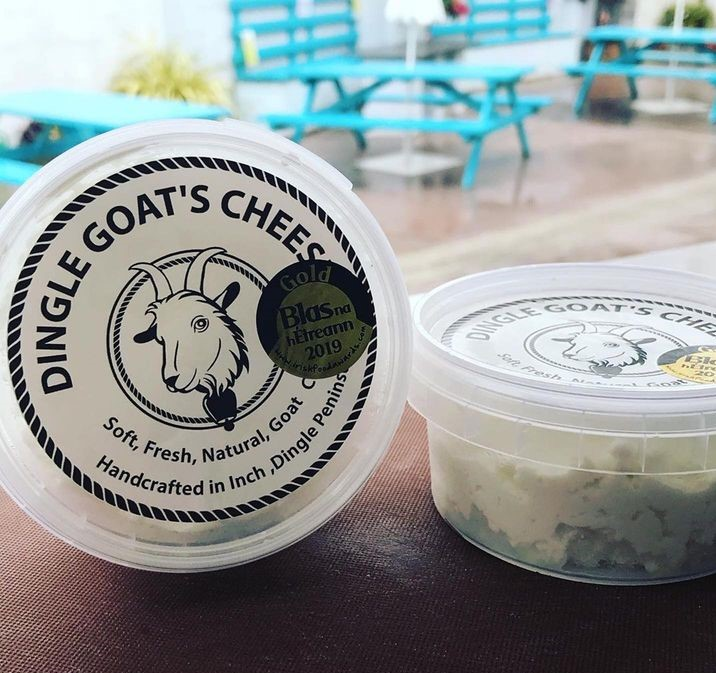 Dingle Goat's Cheese