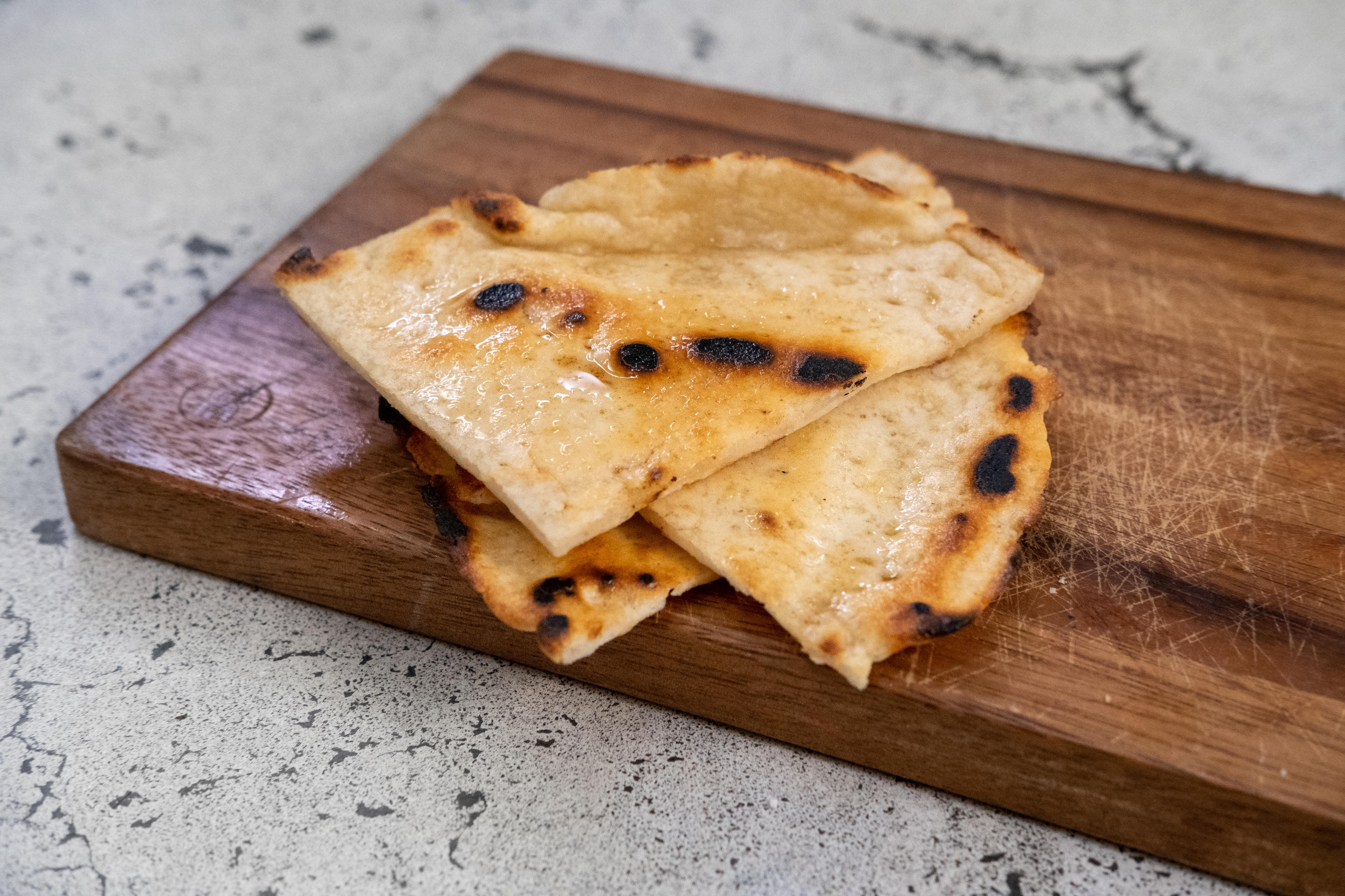Mark's Gluten Free Naan Bread