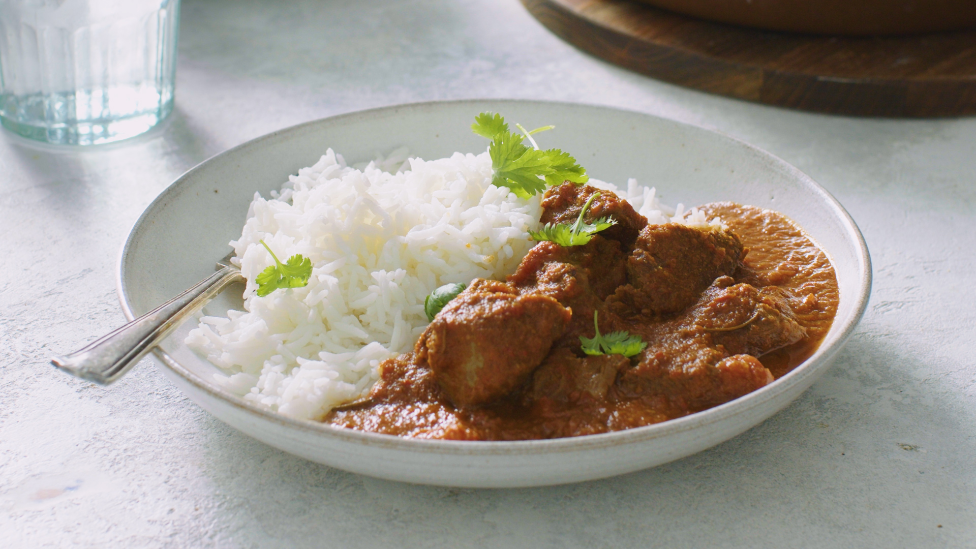 Mark's Slow-Cooked Lamb Curry