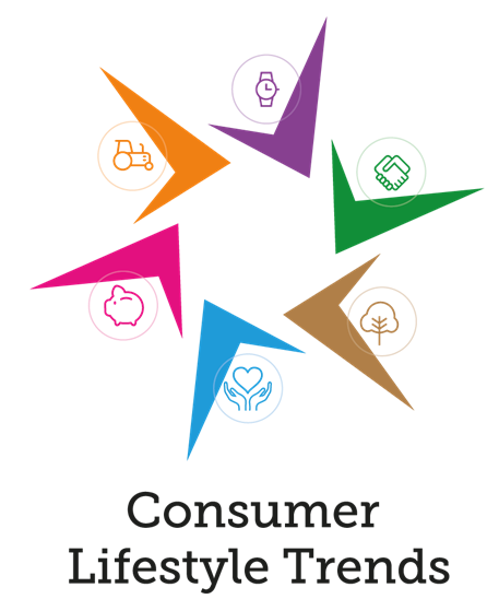 Bord Bia Consumer Lifestyle Trends logo